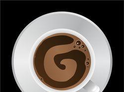 """Логотип арт-кафе """"Гурман"""""""