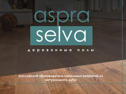 Презентация для компании Aspra Selva