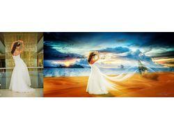 Невеста. Выездная съёмка