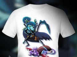 Принты на футболку (Dota 2)