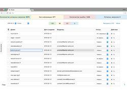Парсер доменов с изображения