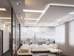 Дизайн-проект интерьера 4-х комнатной квартиры