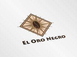 Логотип El Oro Negro