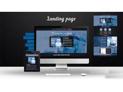 Создание сайта для продажи воды Mineraloff