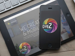 Logo design For company Dyez