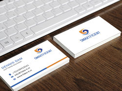 Logo design for SMARTFICIENT