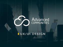 Адаптивный дизайн сайта Advanced Communities