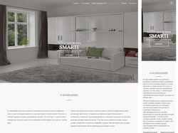 Мебельная компания SMARTI. Адаптив, bootstrap.