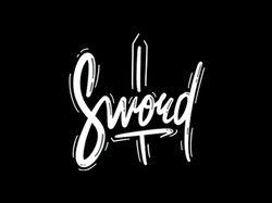 "Lettering 3. ""Sword"""