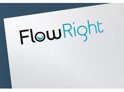 Логотип FlowRight