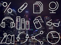 Векторные наборы иконок