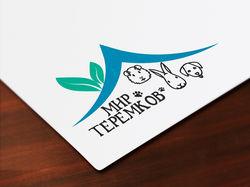 """Логотип для компании """"Мир Теремков"""""""
