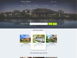 Сайт каталог агенство недвижимости