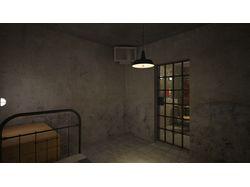 Дизайн-проект квест-комнаты