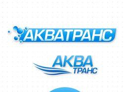 Лого компании по доставке воды