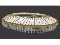 стадион Лужники лоуполи