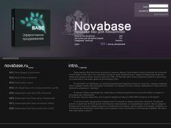 Novabase - Продажа баз для allsubmitter макет 1