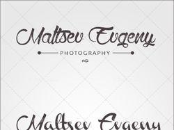 Логотип:Maltsev [3 примера]