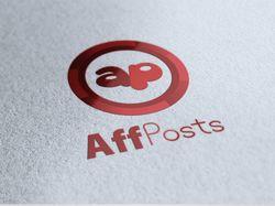Логотип:All Posts[Векторная графика]