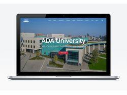 SITE, ADA University