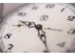 Часы (Предметная фотосьемка в студии)