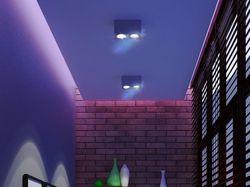 Интерьер балкончика для клиента