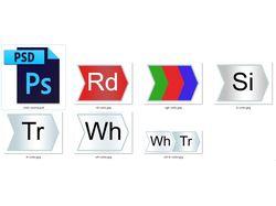 Create ico. Photoshop. Standshop