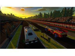 Арт контроль игры Drag Racing PC на Unity