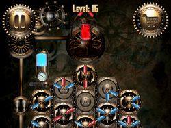 Арт контроль игры Механикус мобайл на Unity