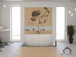 Ванная комната для  SaliniS.r.l.
