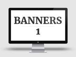 Баннеры(Коллекция№1)