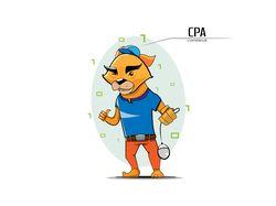 Создание персонажа для CPA