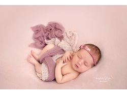фотосъмка новорожденных
