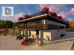 Визуализация и проектирование зданий