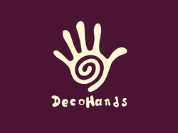 Логотип Decohands