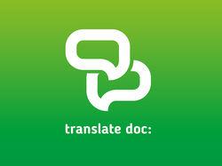 Логотип Translate Doc