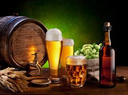 Легенды и описания вкуса каферного пива