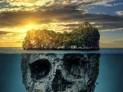 Остров сокровищ (2 изображения)