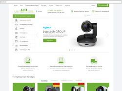 Интернет-магазин видеоконференц оборудования