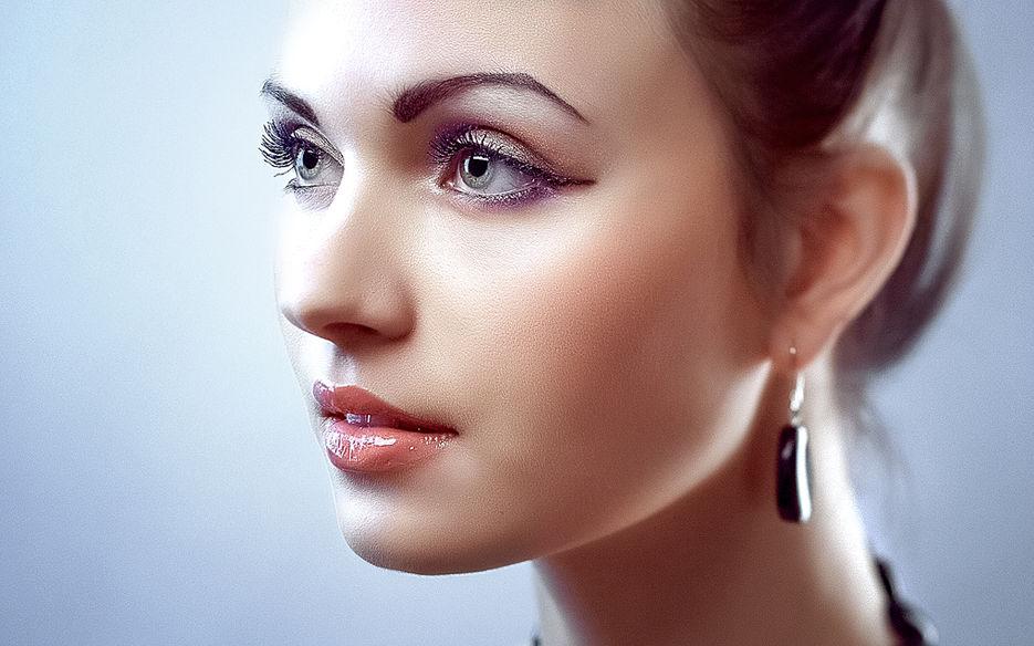 девушки с бархатной кожей фото