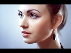 Удивительно красивая ретушь.видео презентация
