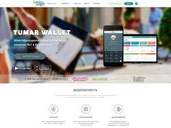 Дизайн сайта и личного кабинета для приложения
