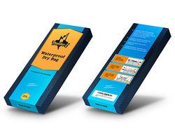 Разработка дизайна упаковки для продукции