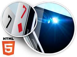 HTML5 баннер
