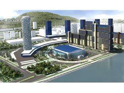 Эскизный проект жилого комплекса