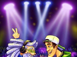 Иллюстрация для сайта ficco.ru