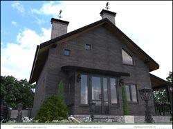 Проект жилого дома.