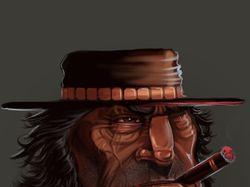 Портрет бандита. Вестерн