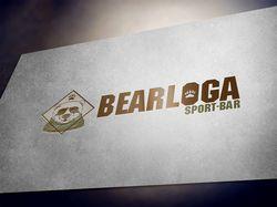 """Логотип для спорт-бара """"Beerloga"""" - продажа"""