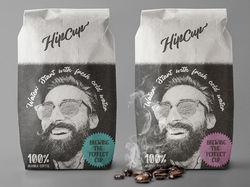 Упаковка кофе Hip Cup